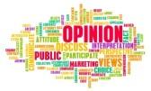 10011850-opinion-et-opinions-personnelles-sur-une-question-d-39-interet-public