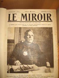 Le miroir du 9 aout 1914